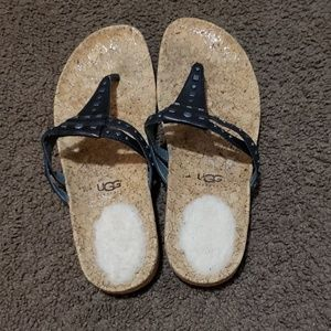 Shoes - ugg sandals size 9